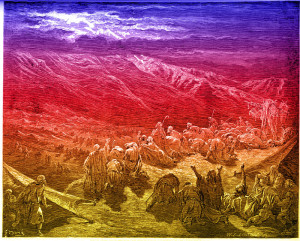 Exodus-Chapter-19-The-Giving-of-the-Law-on-Mount-Sinai