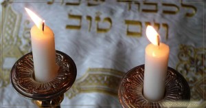 shabbat-candles
