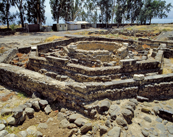 house-of-peter-in-capernaum